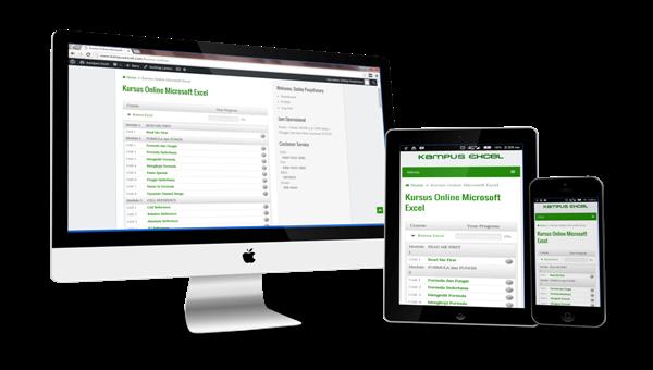 Kursus Online Rumus Excel