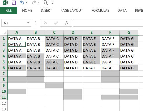 Merapikan Data dengan Cepat Bag.1
