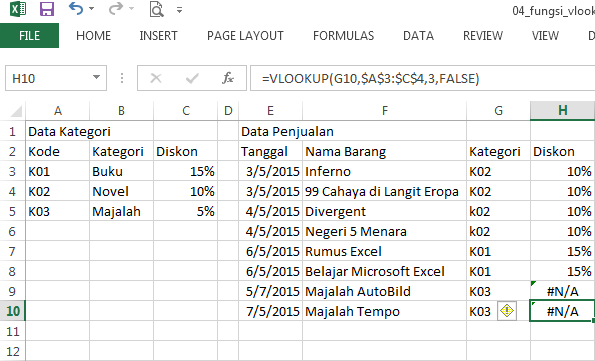 rumus fungsi vlookup dengan data table_array dinamis 03
