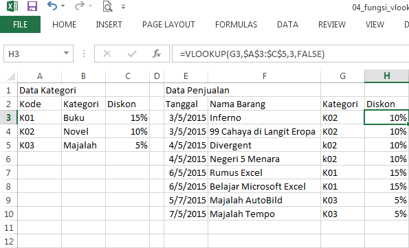 rumus fungsi vlookup dengan data table_array dinamis 04