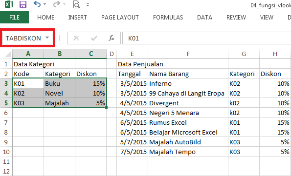 rumus fungsi vlookup dengan data table_array dinamis 05