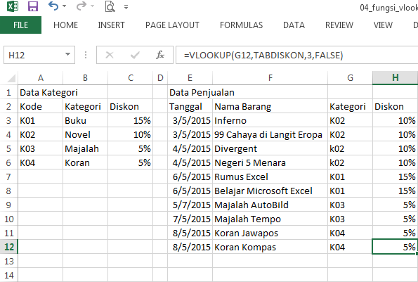 rumus fungsi vlookup dengan data table_array dinamis 08