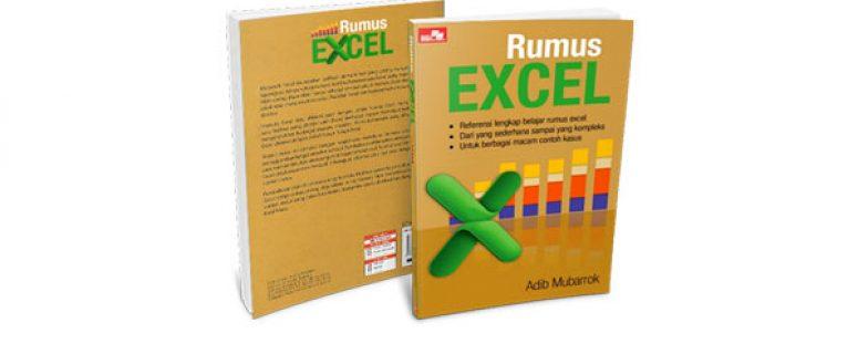 Buku RUMUS EXCEL